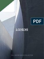 Testoni Catalogo 2014/2015