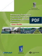 Ppp Toolkit User Guide