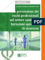 La Prevenzione Dei Rischi Professionali Nel Settore Sanitario