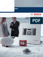 Bosch Fire Alarm Systems Catalog 2012