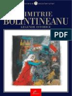 Bolintineanu Dimitrie - Legende Ist (Tabel Cron)