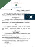 Resolução Anvisa 29_2011 Ministério Da Saúde