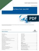 Franklin Templeton Global Total Return Fund - I(Acc) EUR