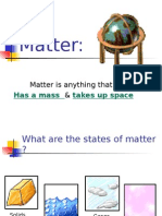 lesson 1- states of matter