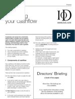 cash flow 4 pages book