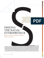 Freeing the Social Entrepreneur