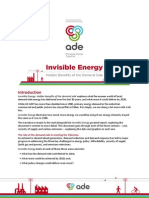 Invisible Energy - Hidden Benefits of the Demand Side