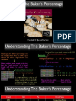 Bakers Percentage PDF