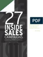 Inside Sales Campaigns