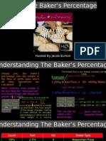 Baker's Percentage Powerpoint Presentation