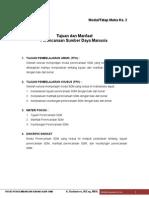 tujuan dan manfaat perencanaan msdm.doc
