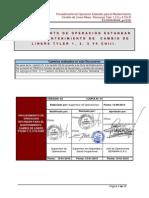 2 ECSERIMAN_pr038_V03 Cambio de Liners Mesa Descarga Tyler 1,2,3 y 4 CH III