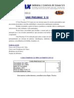 Unix Pneumax s10 Bt