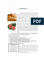 Bahan Ajar Karbohidrat