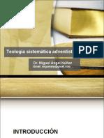 teologia sistemática adventista