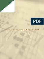 CD Canto Livre