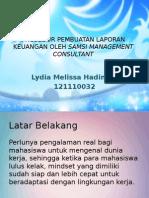 Prosedur Pembuatan Laporan Keuangan Oleh Samsi Management Consultant