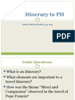 Travel Itinerary.ppt