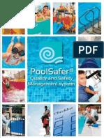 PoolSafer® Système de gestion - de la sécurité aquatique (version française)