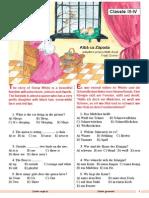 Subiecte Cangurul Lingvist-limba Engleza Cl. III-IV