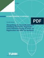 Bericht Nr.528 H.jensen Berprfung Der Anwendbarkeit Und Einhaltung Technischer Regelwerke Sowie Dimensionierung an Hand Von Regelwerken Mit Hilfe Von Rechnern