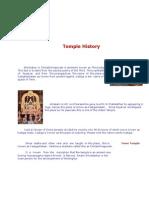 Temple History Sholingur