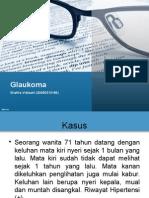 Resus - Glaukoma
