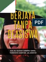 Preview Buku 3 - Kuliah Ke Luar Negeri Tanpa Beasiswa Pede Aja Lagi