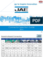 JAE InterconnectSelectionGuide