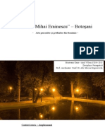 Parcul Botosani