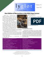 Polyglot Volume 4 Issue 15