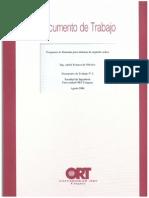 Propuestas de Formulas Para Sistemas de Segundo Orden