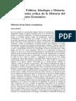 Historia de Las Doctrinas Economicas Resumen