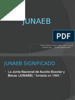 Trabajo Junaeb