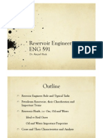 L2 Reservoir Fluid Properties