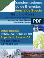 Mauricio Rojas M. - Crisis y Transformaciones del Estado de Bienestar