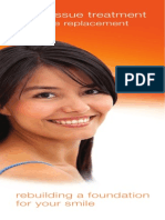 ML0129 Patient Ed Brochure Bone Grafting