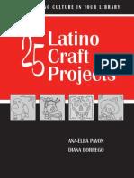25 Latino Craft Project