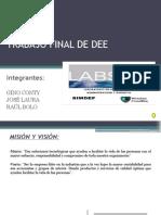 Firma 7 - Sección Af92 Exposición_tempomatic