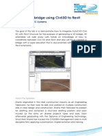 Session 10 Part B LAB Creating Bridges With Civil 3D and Revit Structure Shane Brown Handout