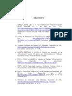 Bibliografía Del Informe
