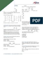 Matematica Gabarito Resolucoes Matrizes Exercicios 2