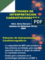 c3 Patrones de Interpretacion Cardiotocografica
