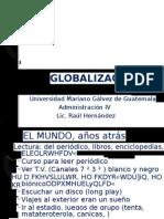 Tema 8, Globalizacion Ab