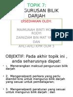 Pengurusan Bilikdarjah 1309618375 Phpapp01 110702095345 Phpapp01