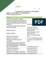 ICFES 2015