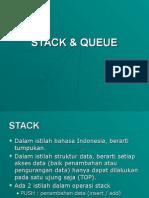 Stack & Queue