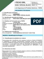 Ficha FISPQ - Special Black
