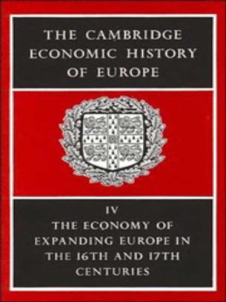 The Cambridge Economic History of Europe Vol 4 the Economy of Expanding  Europe in the 16th and 17th Centuries   Fur Trade   Trade e4783d802bd6