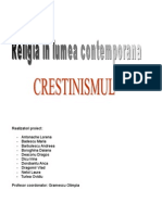 Crestinismul in Contemporaneitate